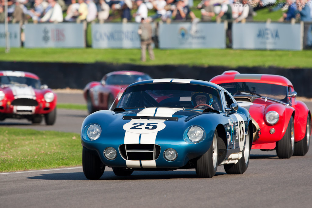AC Shelby Cobra Daytona - Chassis: CSX2300   - 2011 Goodwood Revival