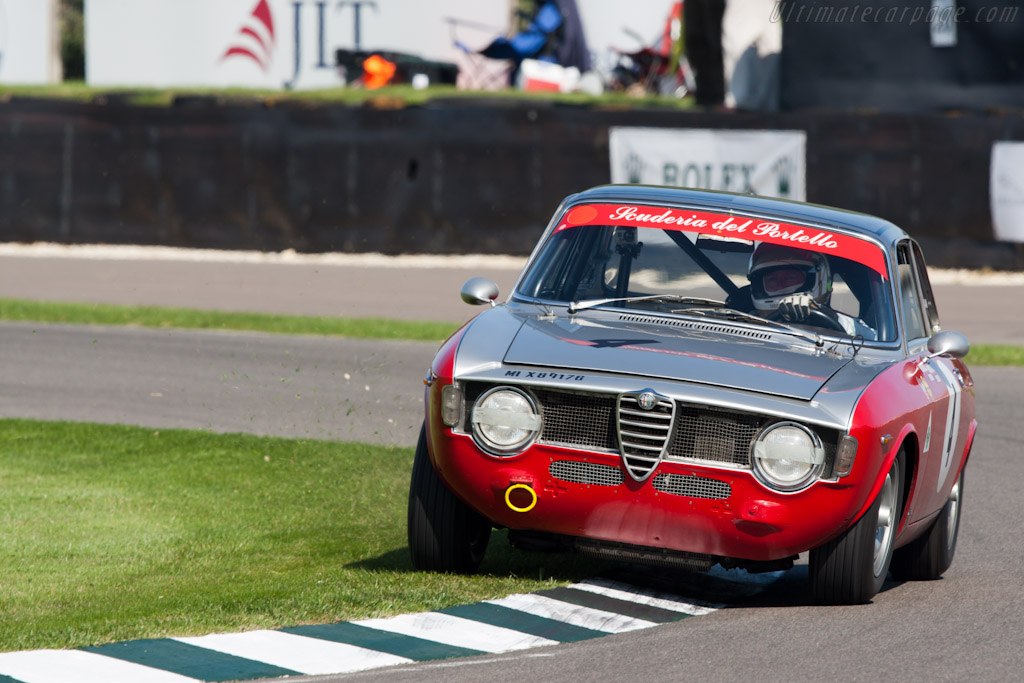 Alfa Romeo 1600 GTA    - 2011 Goodwood Revival