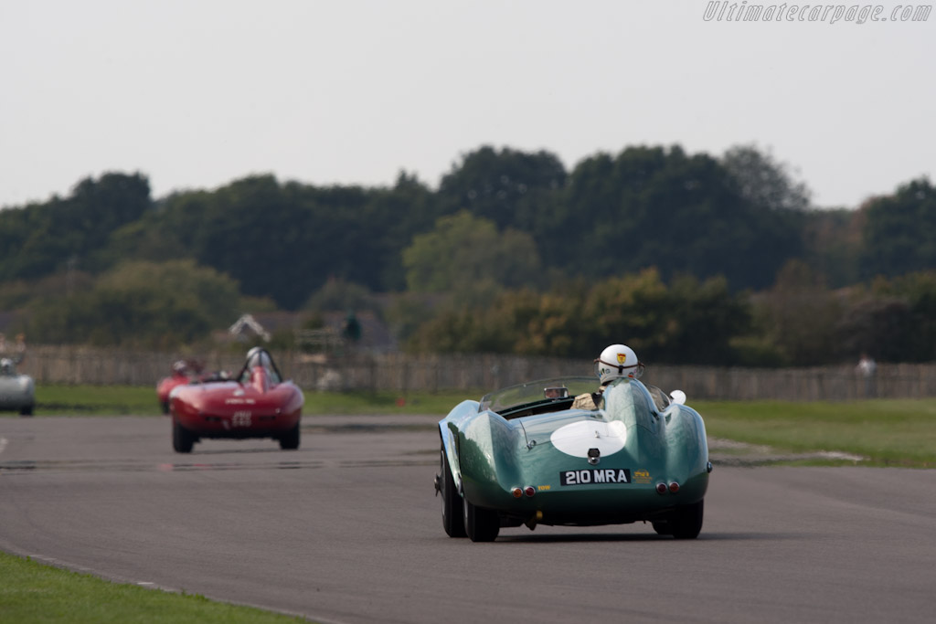 Aston Martin DB3S - Chassis: DB3S/10  - 2011 Goodwood Revival