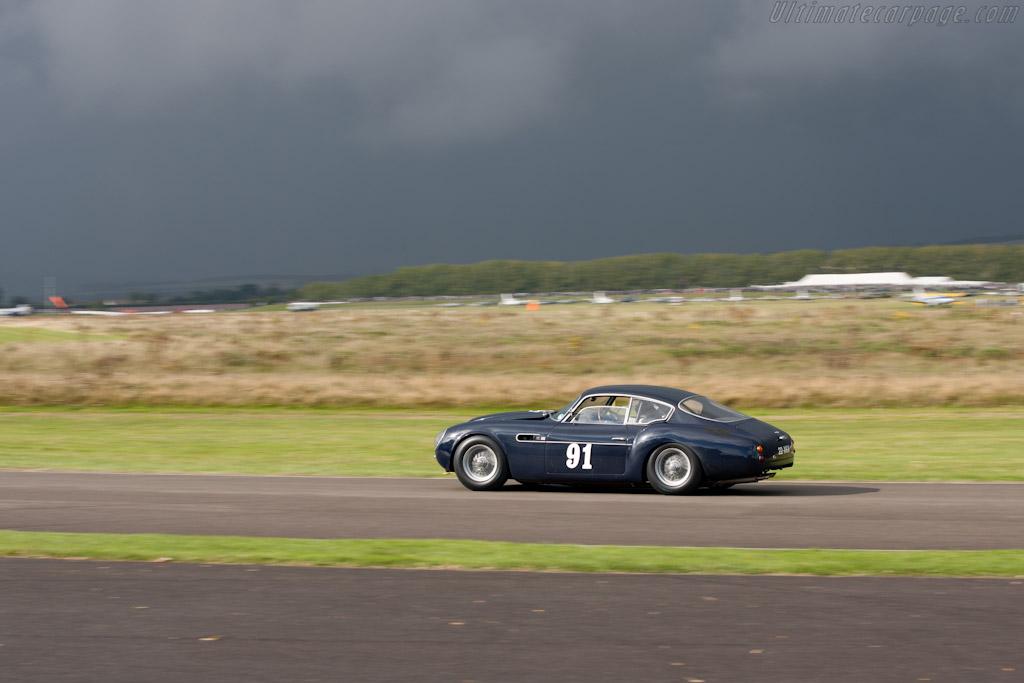 Aston Martin DB4 GT Zagato - Chassis: DB4GT/0200/R   - 2011 Goodwood Revival