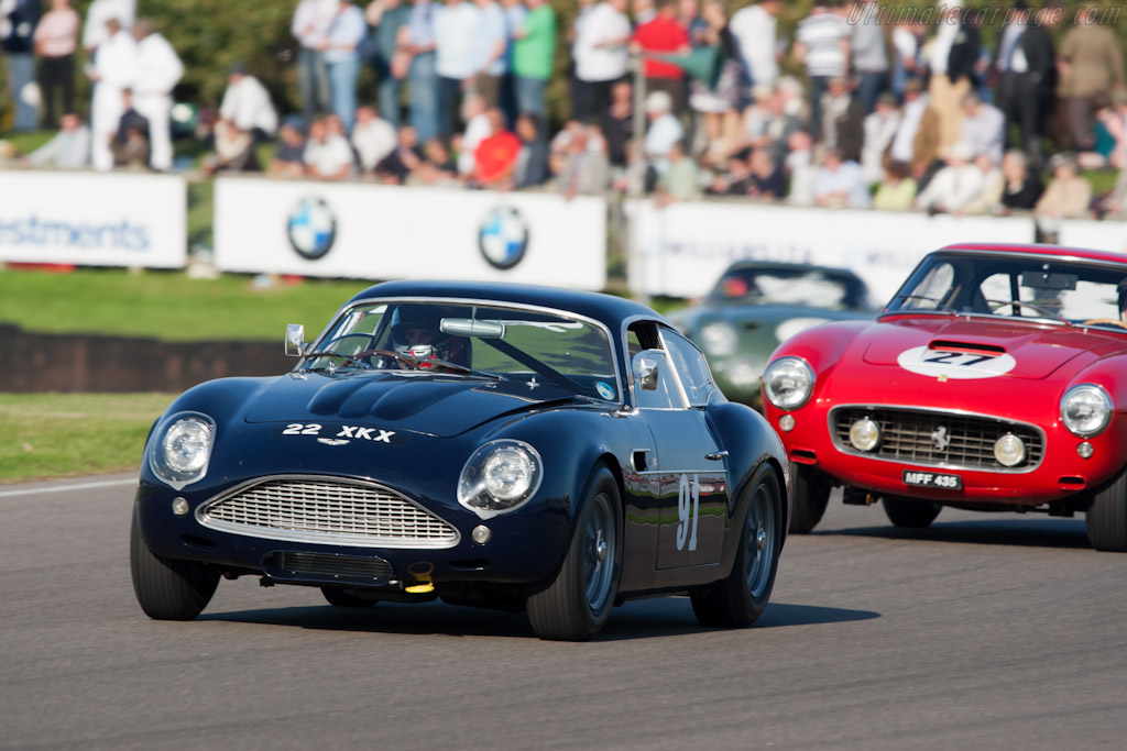 Aston Martin DB4 GT Zagato - Chassis: DB4GT/0200/R   - 2011 Goodwood Revival