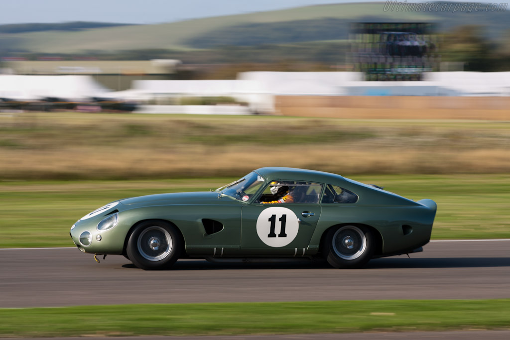 Aston Martin DP214 - Chassis: 0194/R   - 2011 Goodwood Revival