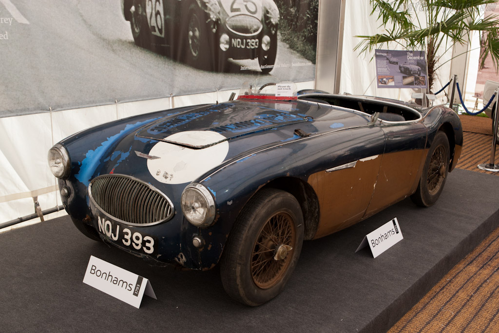 Austin Healey 100 Works - Chassis: SPL-226B   - 2011 Goodwood Revival