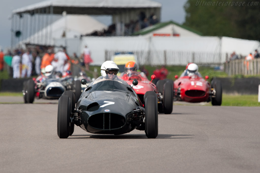 BRM Type 25    - 2011 Goodwood Revival
