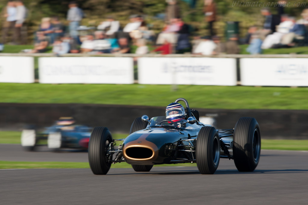 Brabham BT7 Climax - Chassis: F1-1-63   - 2011 Goodwood Revival