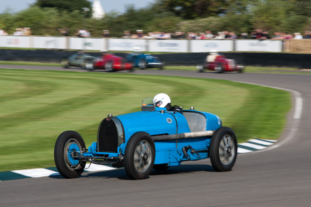 Race Car Trophy >> Bugatti Type 54 - Chassis: 54201 - 2011 Goodwood Revival