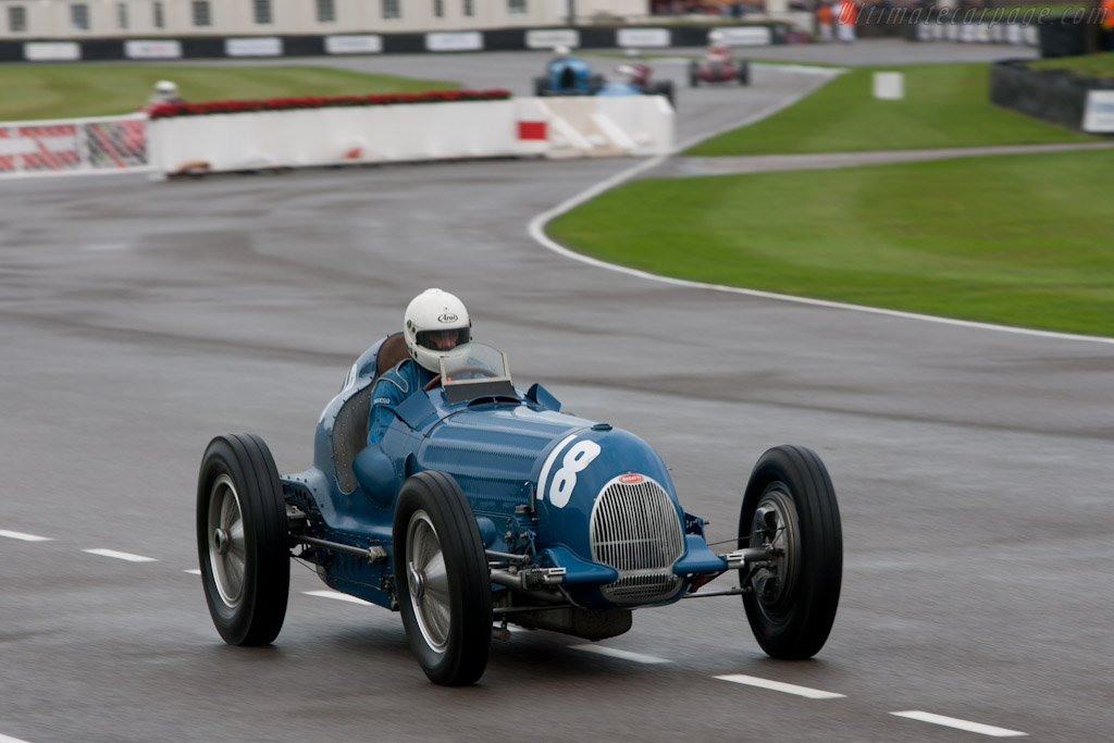 Bugatti Type 59/50B - Chassis: 441352   - 2011 Goodwood Revival