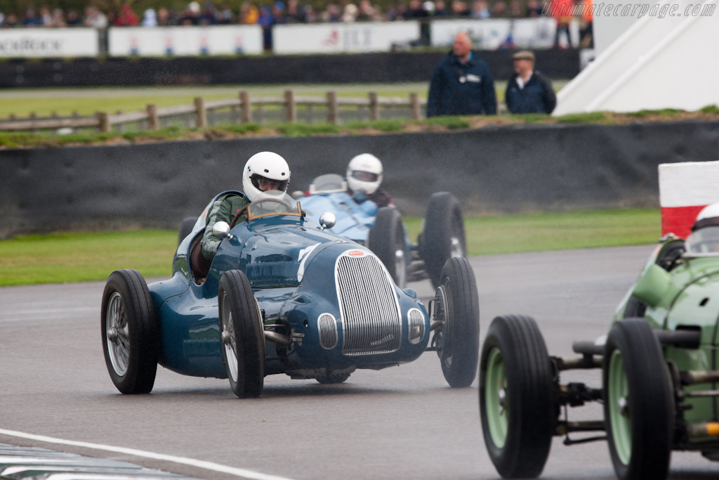 Bugatti Type 73C - Chassis: 73C005   - 2011 Goodwood Revival