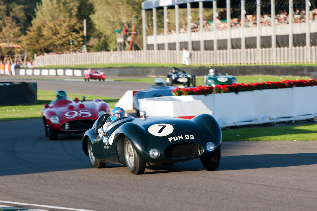 Cooper T33 Jaguar    - 2011 Goodwood Revival