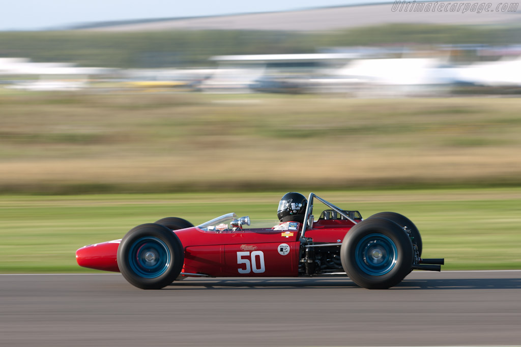 Derrington Francis ATS GP - Chassis: 100-02   - 2011 Goodwood Revival