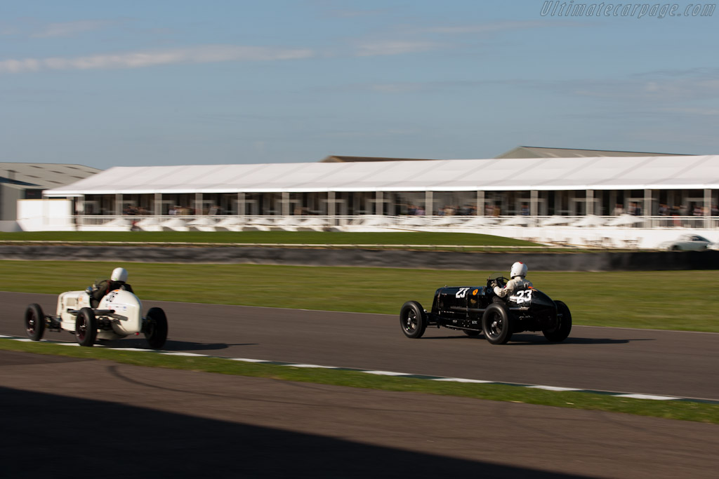 ERA R1B - Chassis: R1B   - 2011 Goodwood Revival