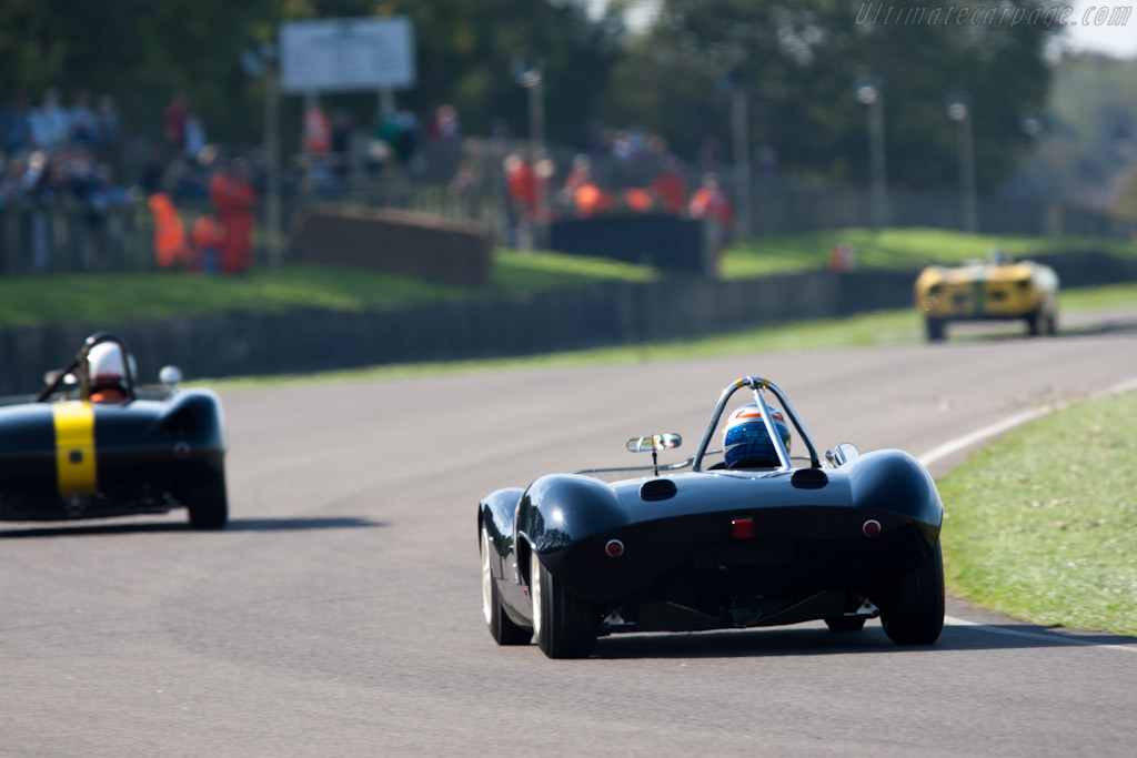 Elva Mk7S BMW - Chassis: 70/059   - 2011 Goodwood Revival