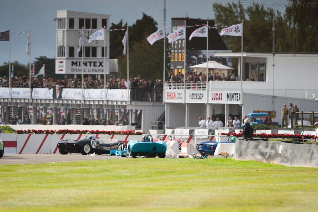 Elva Mk8 BMW - Chassis: 80/10   - 2011 Goodwood Revival
