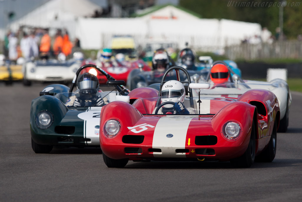 Elva Mk8 BMW - Chassis: 80/03   - 2011 Goodwood Revival