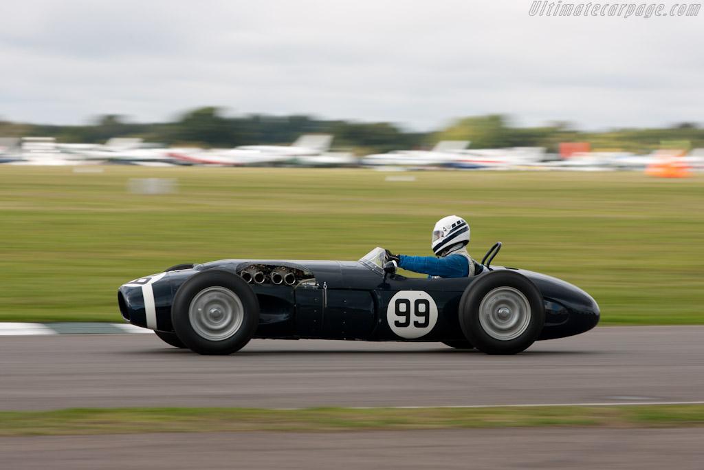 Race Car Trophy >> Ferguson P99 Climax - Chassis: P99-01 - 2011 Goodwood Revival