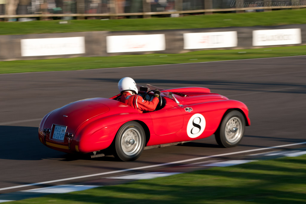 Ferrari 166 MM Barchetta - Chassis: 0034M   - 2011 Goodwood Revival