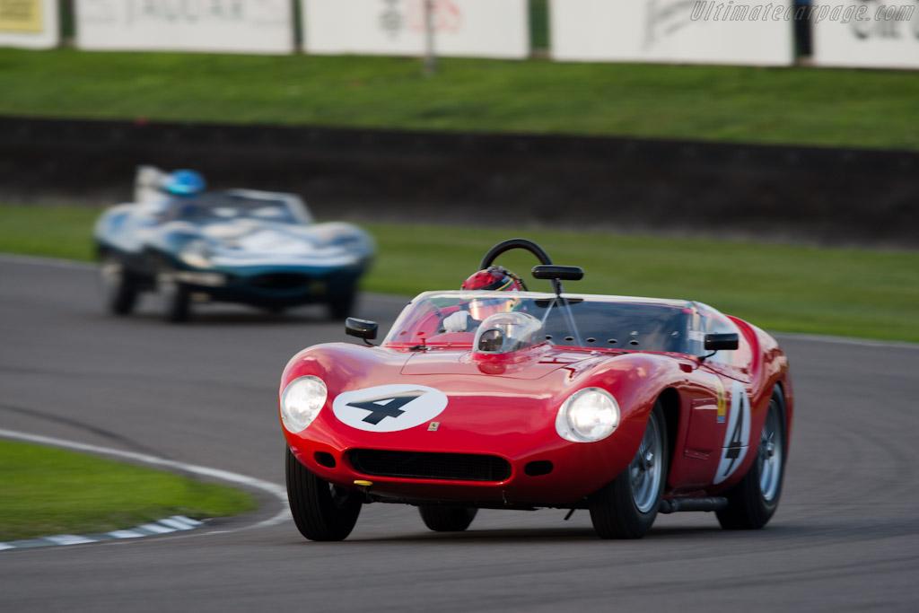 Ferrari 246 S Dino - Chassis: 0784   - 2011 Goodwood Revival