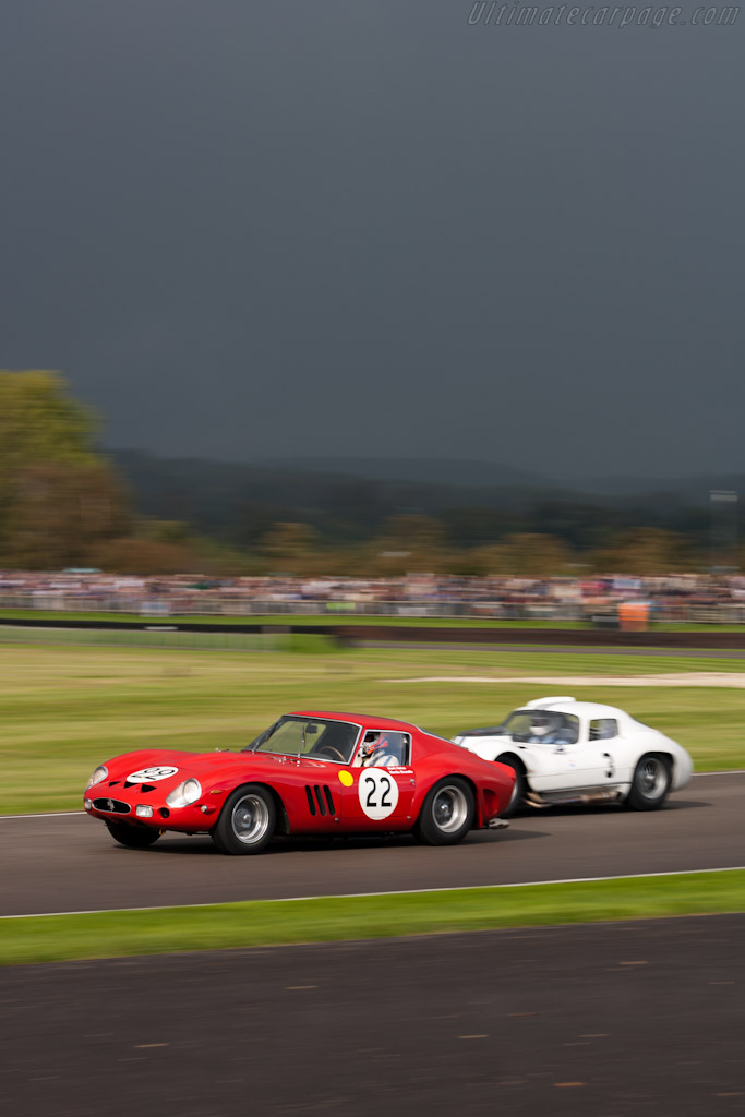 Ferrari 250 Gto Chassis 3757gt 2011 Goodwood Revival