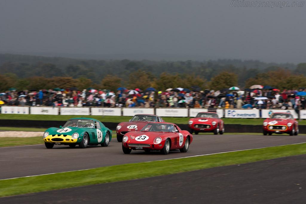 Ferrari 250 GTO/64 - Chassis: 3413GT   - 2011 Goodwood Revival