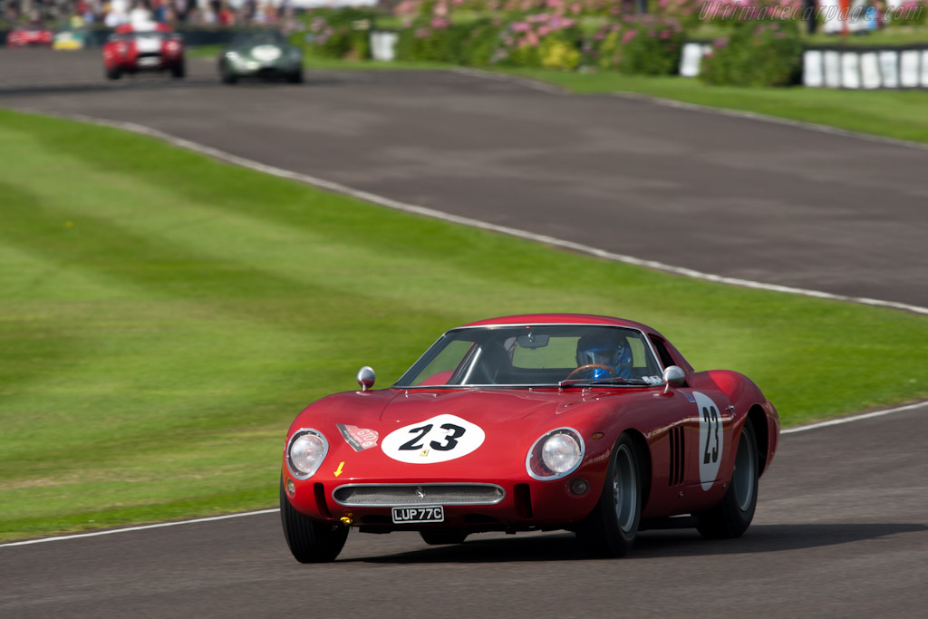 Ferrari 250 GTO/64 - Chassis: 3413GT   - 2011 Goodwood Revival