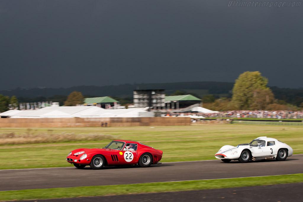 Ferrari 250 GTO - Chassis: 3757GT   - 2011 Goodwood Revival
