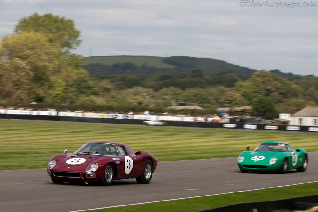 Ferrari 250 LM - Chassis: 6045   - 2011 Goodwood Revival