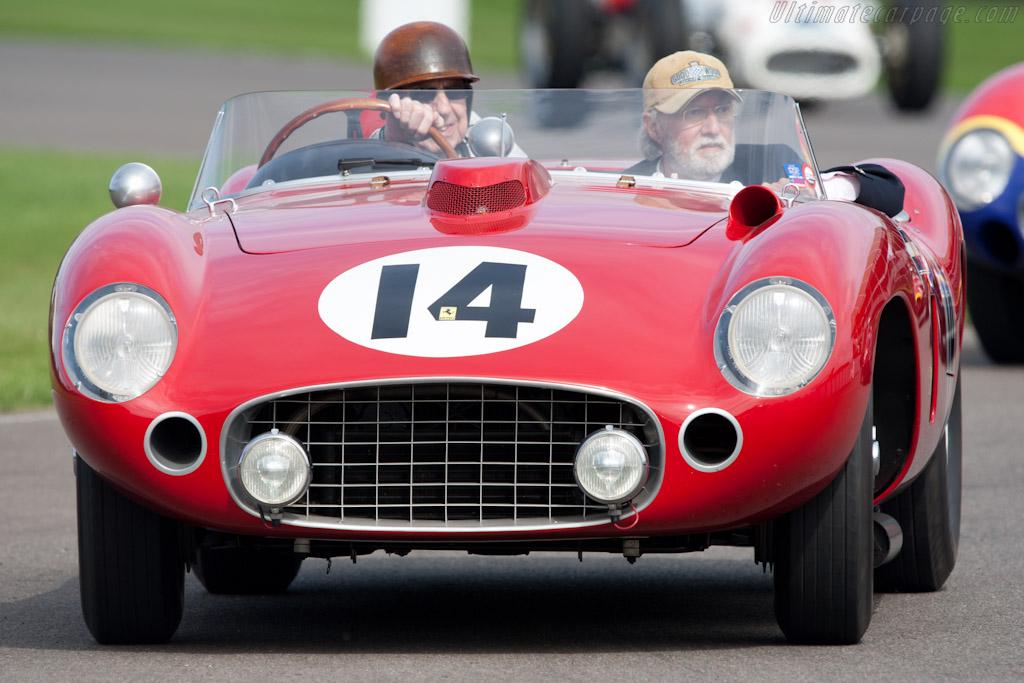 Ferrari 290 MM - Chassis: 0628 - Driver: Tony Brooks  - 2011 Goodwood Revival