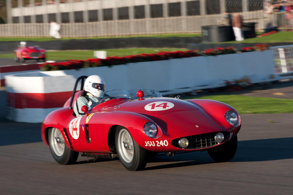 Ferrari 750 Monza - Chassis: 0504M   - 2011 Goodwood Revival