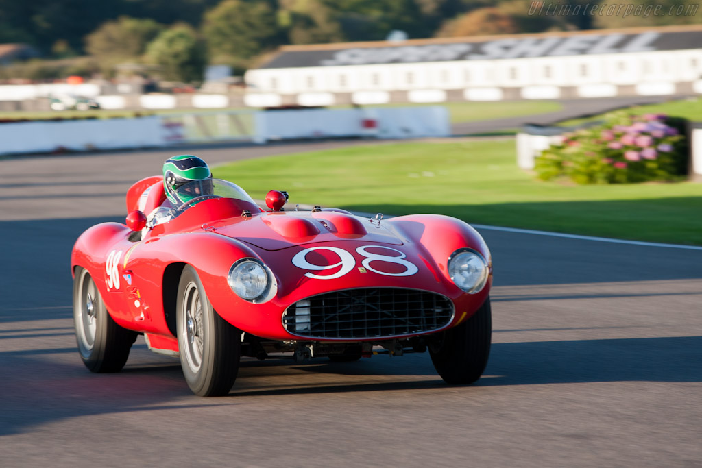 Ferrari 857 S - Chassis: 0588M   - 2011 Goodwood Revival