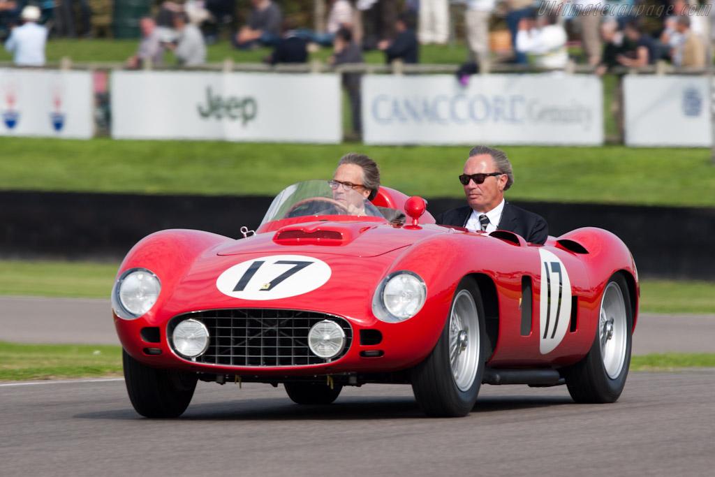 Ferrari 860 Monza    - 2011 Goodwood Revival