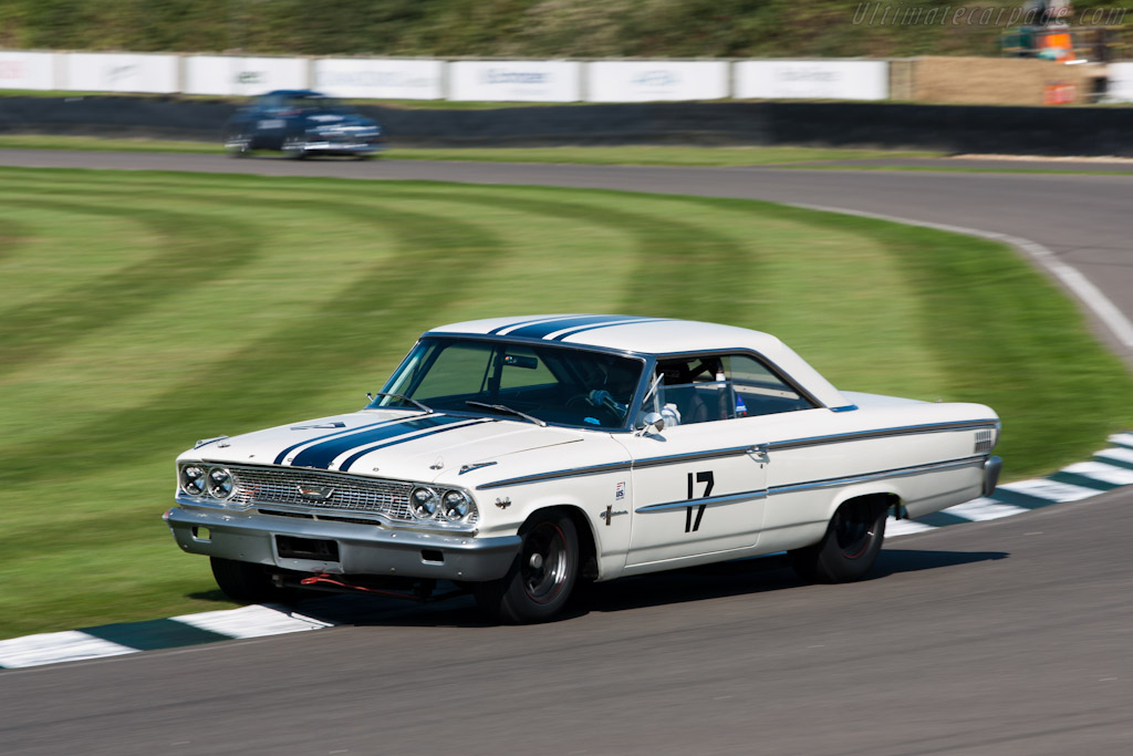 Ford Galaxie 500    - 2011 Goodwood Revival