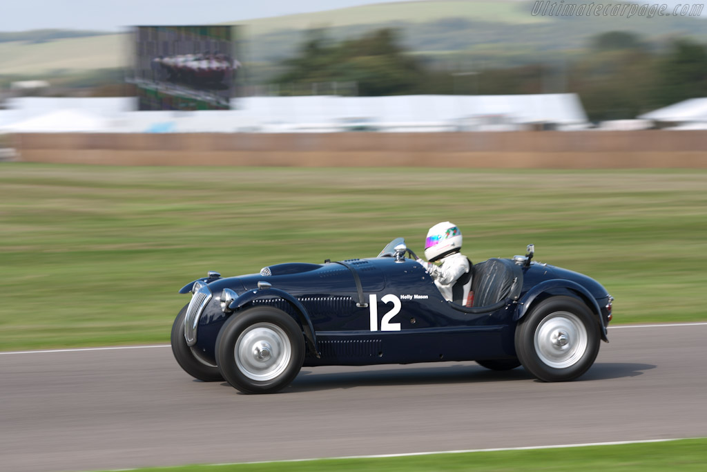 Frazer Nash Le Mans Replica - Chassis: 421/100/008   - 2011 Goodwood Revival