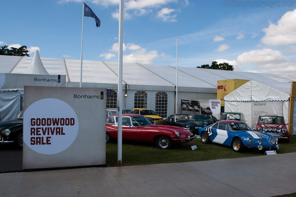 Goodwood Revival Sale    - 2011 Goodwood Revival