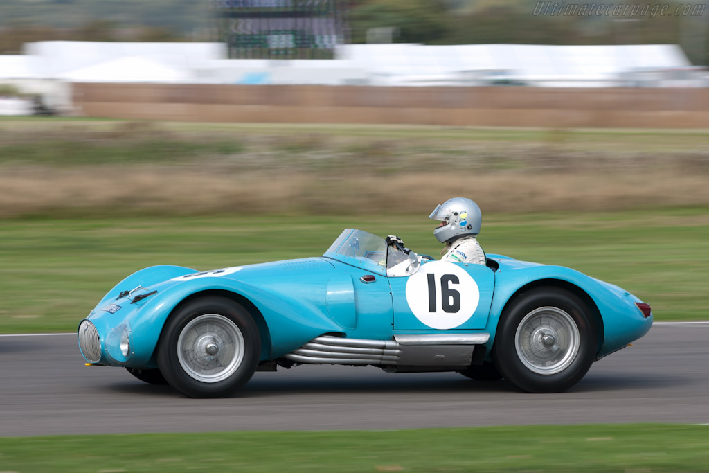 Gordini 24S - Chassis: 36   - 2011 Goodwood Revival