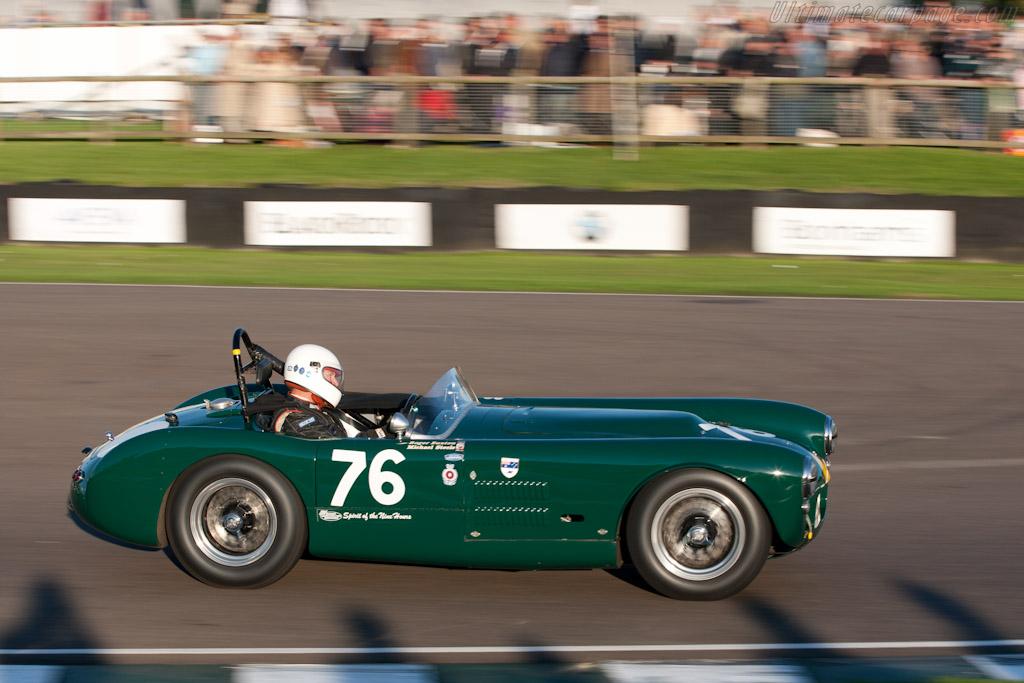 HWM Jaguar    - 2011 Goodwood Revival
