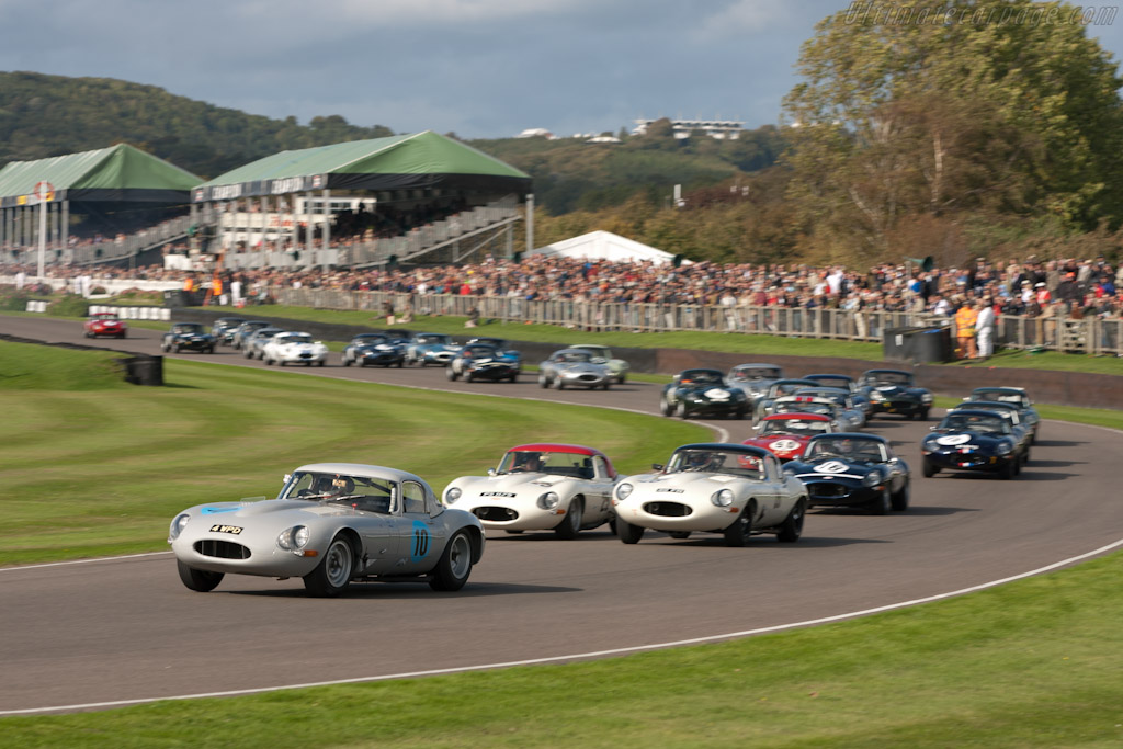Jaguar E-Type 'Lightweight' - Chassis: S850006   - 2011 Goodwood Revival