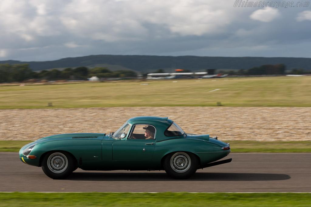 Jaguar E-Type 'Lightweight' - Chassis: S850661  - 2011 Goodwood Revival