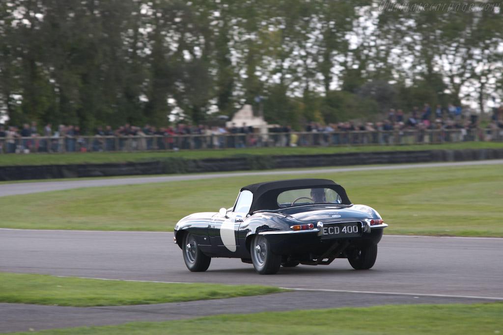 Jaguar E-Type Roadster    - 2011 Goodwood Revival