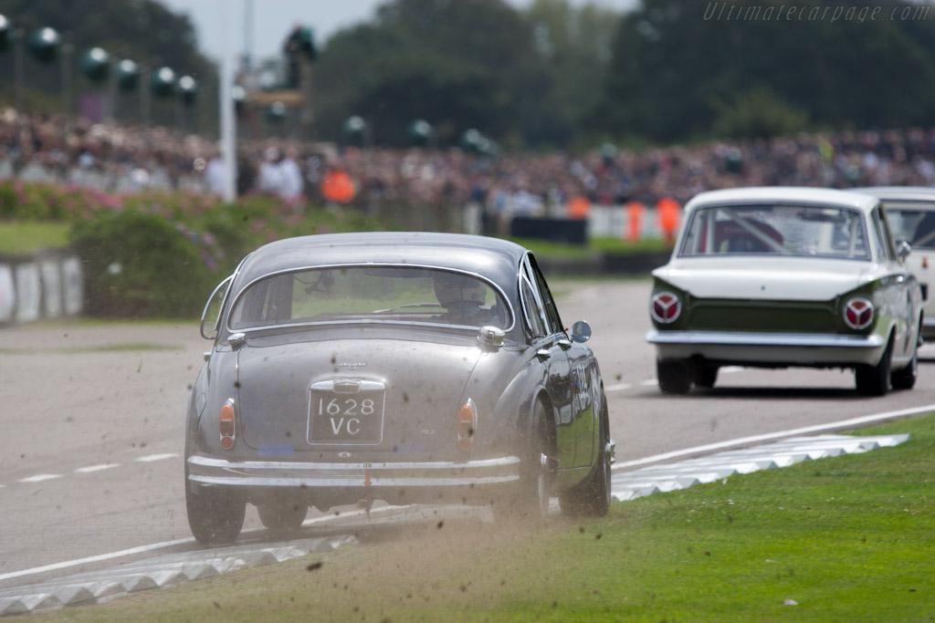 Jaguar Mk2    - 2011 Goodwood Revival
