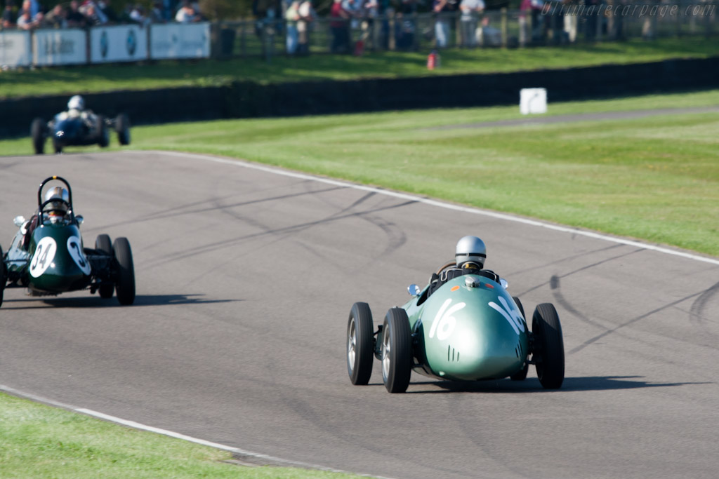Kieft Climax - Chassis: 1  - 2011 Goodwood Revival