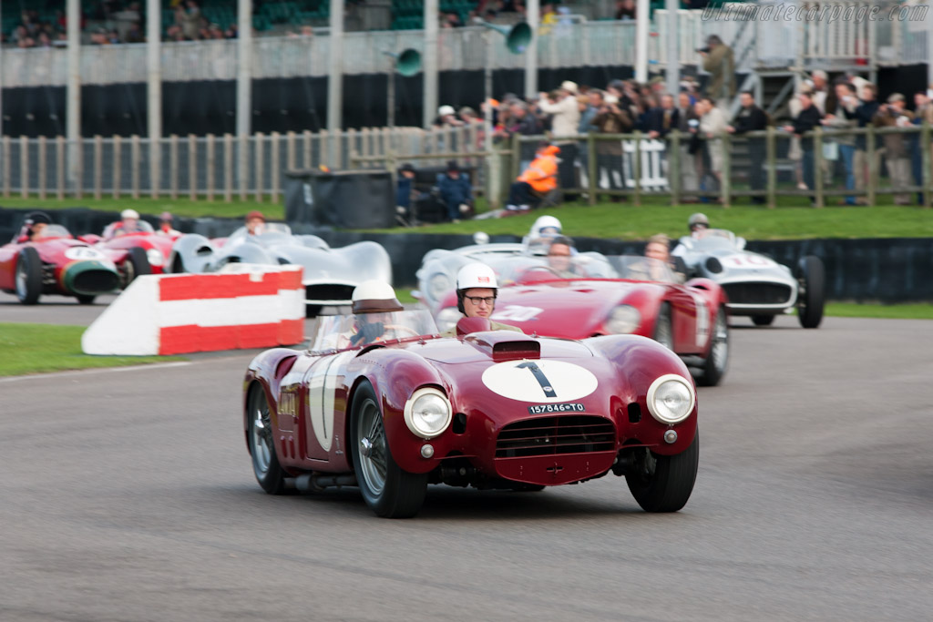 Lancia D24 - Chassis: 0005   - 2011 Goodwood Revival