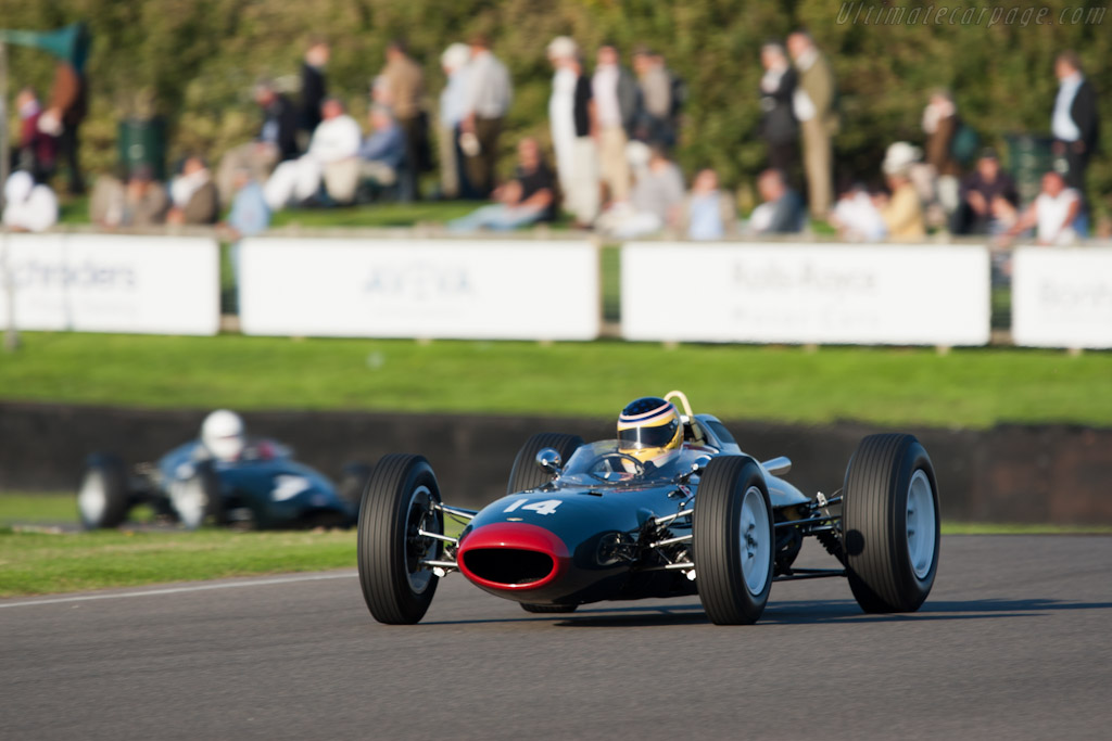 Lola Mk4 Climax - Chassis: BRGP41   - 2011 Goodwood Revival
