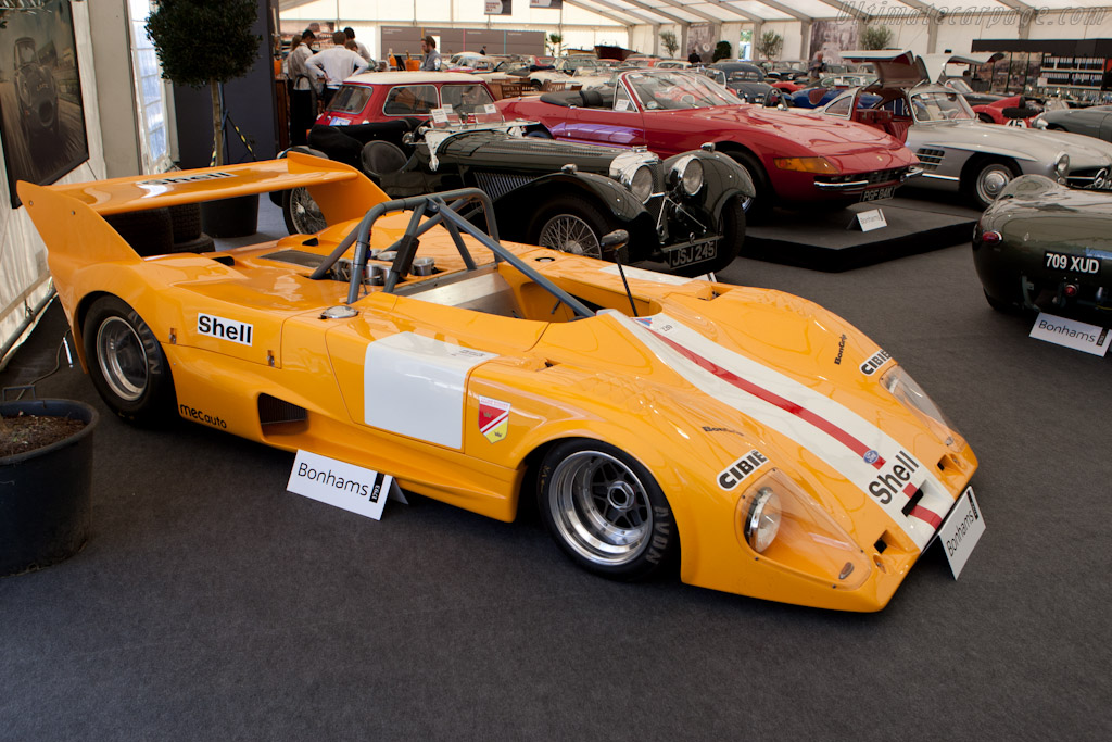 Lola T290 DFV - Chassis: 1LS593   - 2011 Goodwood Revival