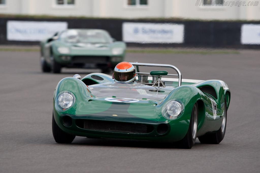 Lola T70 Spyder - Chassis: SL70/7  - 2011 Goodwood Revival