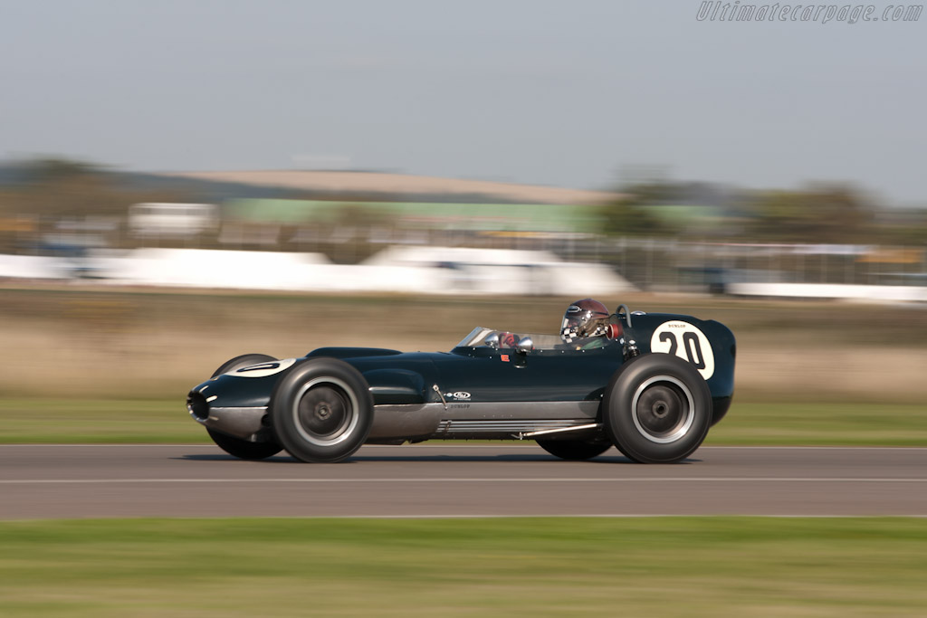 Lotus 16 Climax - Chassis: 362   - 2011 Goodwood Revival