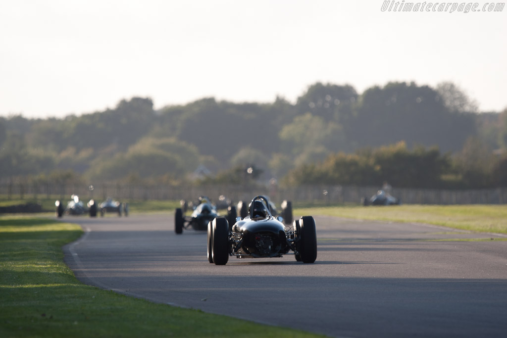 Lotus 18/21 Climax    - 2011 Goodwood Revival