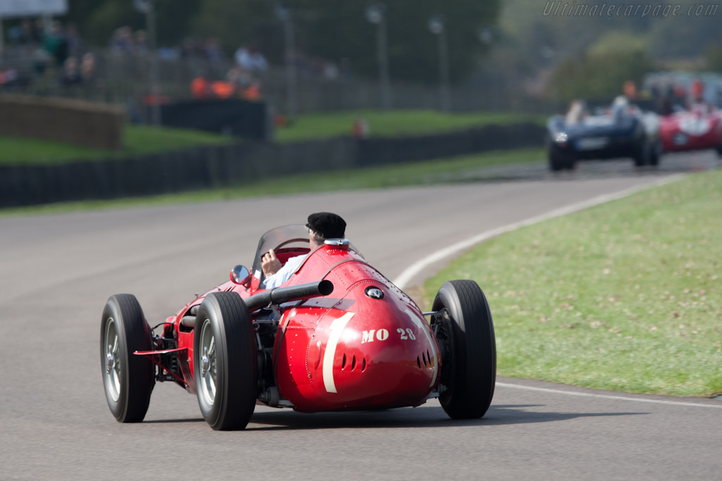 Maserati 250F - Chassis: 2529   - 2011 Goodwood Revival
