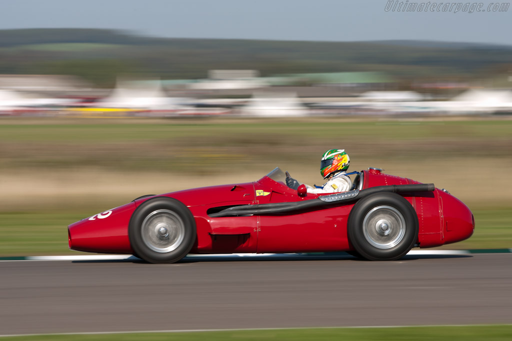Maserati 250F - Chassis: 2524 - Driver: Joaquin Folch-Rossinol  - 2011 Goodwood Revival