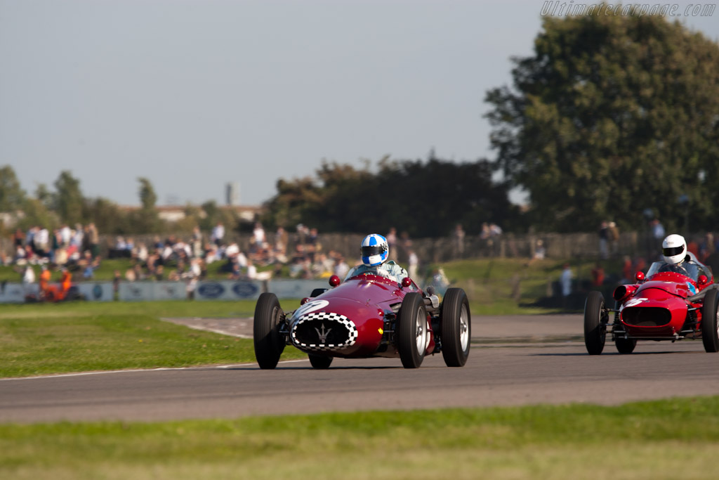 Maserati 250F - Chassis: 2521   - 2011 Goodwood Revival