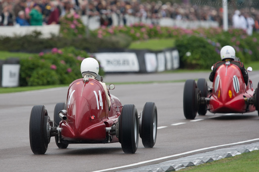 Maserati 4CL - Chassis: 1566   - 2011 Goodwood Revival